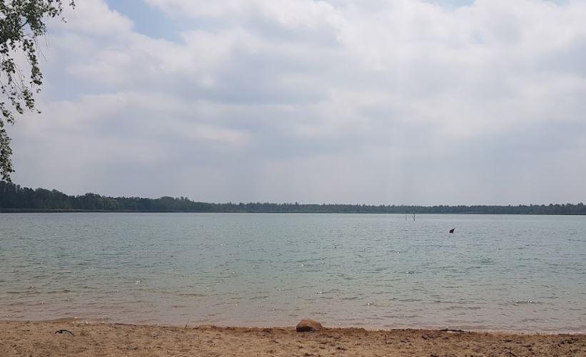 4 Unbekanntesten und schöne Badeseen von Mitteldeutschland